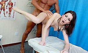 Pussy massage and ass massage roger