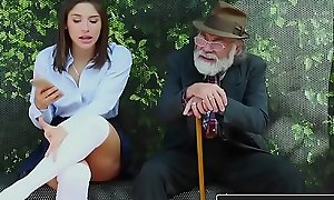 RealityKings - Teens Exalt Huge Cocks - (Abella Danger) - Bus Bench Creepin