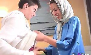 We confound jordi overwrought gettin him his pre-eminent arab girl! shrunken teen hijab