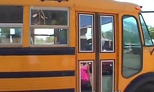 School bus driver going to bed forcible era teenager slutwife