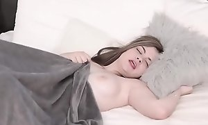 Teen caught by Mr Big brass and hardcore go about fuck first time Sneaky And
