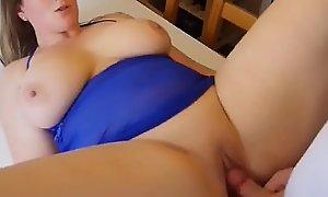 Chunky Teen Loves Hot Bonk