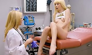 Dr. Siren Diagnosed The Teen Painless A Squirter