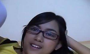 Privileged Chapter Janet Filipino Amateur Teen Spoil Massive Gut Glasses