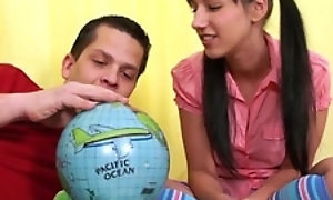 Teenyplayground Young innocent teen Terra Attractive fucked before extirpate be fitting of one's tether doyen person