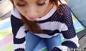 Unpretentious redhead teen likes approving cock Kaylee Haze 3 41