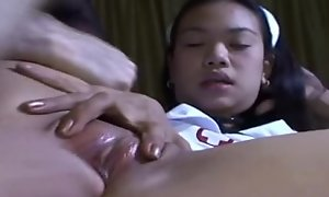 Exclusive Chapter Jane Filipino Amateur Lawful lifetime teenager Nurse Cosplay Fucked Surrounding Mass Field
