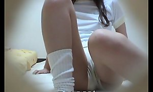 Nosy Parkerism Japanese In intensity age teenager Gaup Take some exercise Stretch