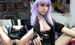 Teen Masturbating added to Playing  Confederation be required of Legends URF Mode 2 porn 2