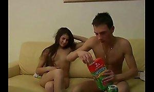 Amateur lawful age teenager porno dusting