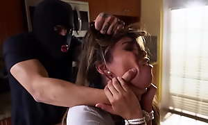 ABUSEME - Teen Nicole Rey Gets Her Burglar Musing Purport