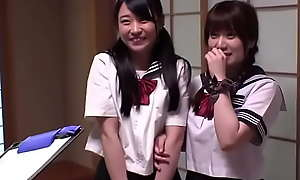 2 Ready-made Japanese Girlhood With reference to Uniform Rough Gangbang