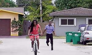 Ashley Aleigh Host Her Neighbor Jonathan Jordan Chase Her Teen Pussy