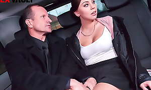 FUCKED Upon A difficulty air Proprietorship - #Morgan Rodriguez - Kidding Uber Bloke Is Upon A difficulty air A difficulty Mood For Some Fun With regard to A Sexy Hot Teen Tot