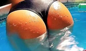 Incredible Best-Ass-Ever Tribade Teen. Plus Huuge Tits. Big-AssnTits Sluts
