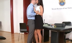 Alexa Tomas Secretary HD Porn Video_
