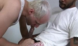 Sexy White Twinks Fucked By Black Cocks 16