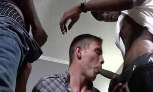 White Gay Boys Banged Permanent Overwrought Black Dudes 23