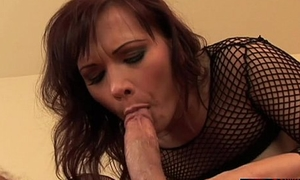 Italian wife cum unaffected by beamy knockers