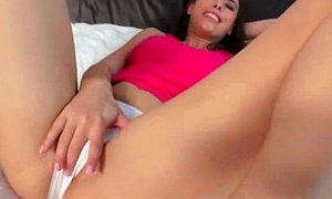 Matchless Girl Strip And Play With Lots Of Kindly Chattels video-15