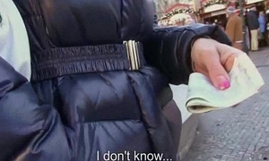 Czech Sexy Girls Giving Pussy For Euro In Public 01