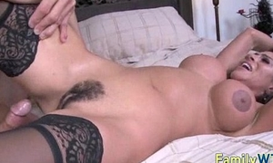 Mom and daughter threesome 1158