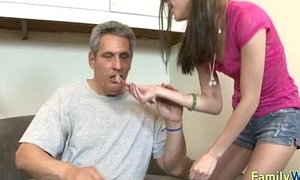 Fucked by her new stepdad 290