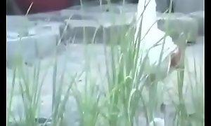 Hidden cam Indian teen bath