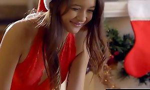 Christmas Titties - Sexy Santa Eats Teen Pussy S30:E3
