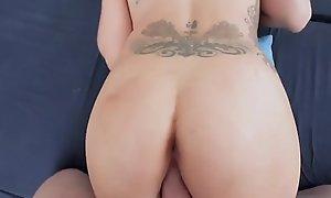 Teen hardcore screaming orgasm first discretion Ryder Skye upon Stepmother
