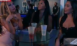 LETSDOEIT - Kinky Teens Seduce and Scam Club Owner (Karlee Grey, Kat Dior, Ember Snow)