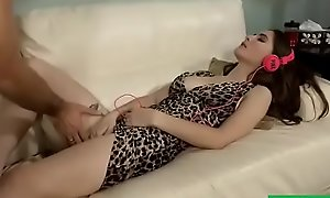 Daddy Fuck Her Lass and sharing on live cam