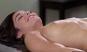 Nurturer lady soft hands massage