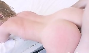 Face jizzed stepdaughter